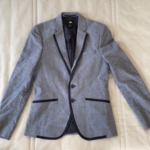 H&M 34R Blue Men's Blazer